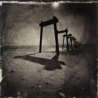 "__ Caption: ""Nocturne 6,"" Judy Sherrod, tintype, part of the exhibit ""Antiquarian Avant-Garde Photography: Works by the North Texas Alternative Process Group"" at Sun to Moon Gallery, July 19-Aug. 18, 2012. Email: jtipping@dallasnews.com Phone: 8474 OrigName: 1341605745_0083690001341605745_0.jpg Name: judy_sherrod_nocturnes_6.jpg Byline: Judy Sherrod Submitter: Joy Tipping Timestamp: 2012-07-06 15:15:45 Section: GUIDE_NG"