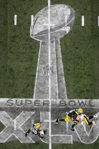 In February, the Green Bay Packers and Pittsburgh Steelers played in the area's first Super Bowl at Cowboys Stadium in Arlington.