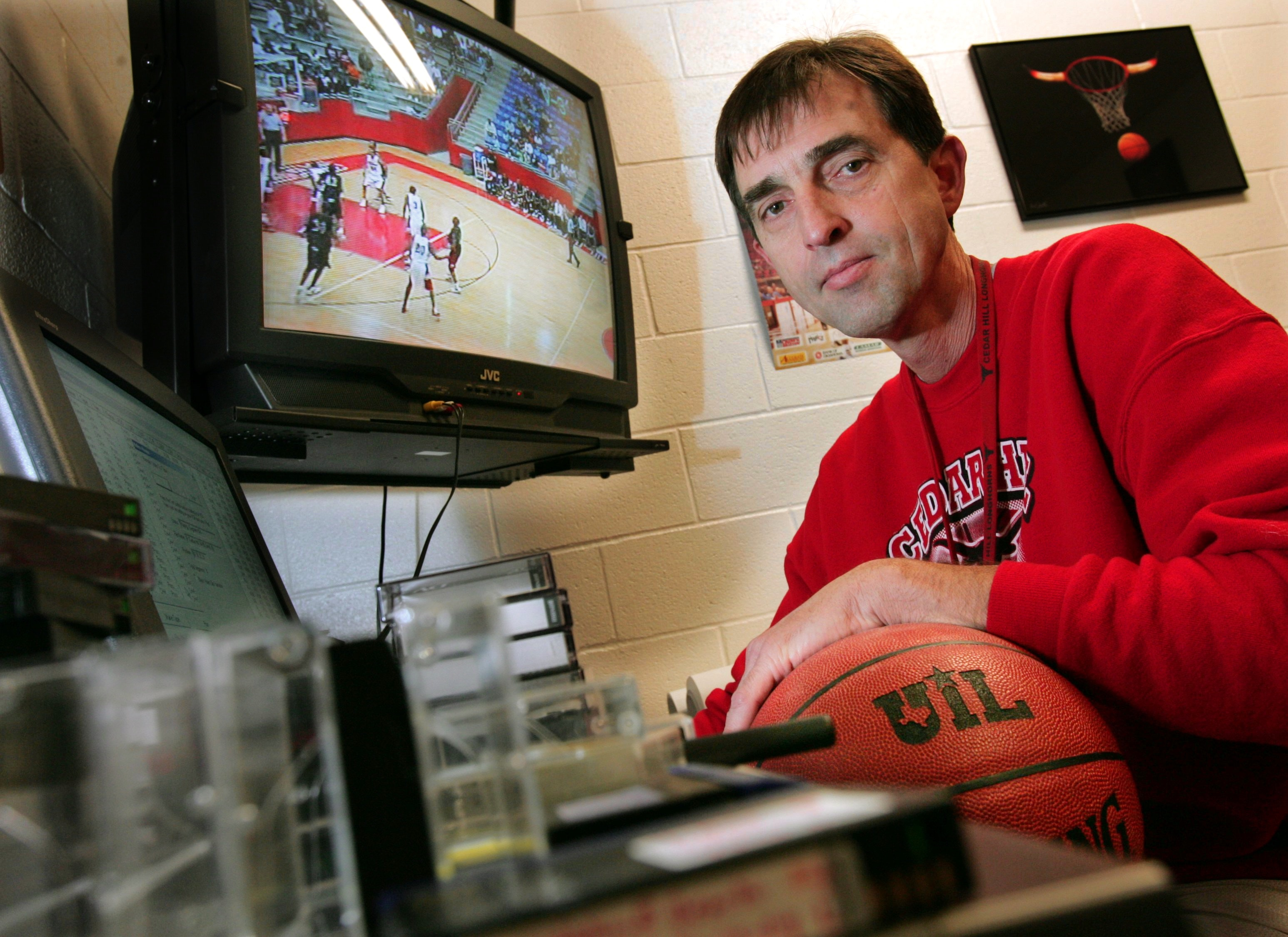 Former Cedar Hill Boys Basketball Coach David Milson 53 Dies