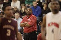 "DISD officials were smart to move quickly and give Kimball High School head basketball coach Royce ""Snoop"" Johnson the dismissal he so richly deserved.Brad Loper  -  Staff Photographer"