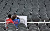 This year's addition of 16,600 seats should ensure that the problems encountered at Super Bowl XLV won't recur.