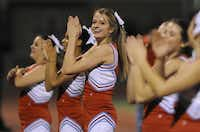 It's great that the University Interscholastic League has sanctioned a one-year pilot program to crown cheerleader state champions in each of Texas' six school classifications.Matt Strasen  -  Special Contributor