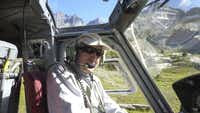Flying to and from each day's hiking destination by helicopter is one of the highlights of a Canadian Mountain Holidays summer adventure.