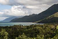 Located between reef and rainforest, Thala Beach Lodge occupies 145 acres of coastline that was once a sugar cane farm.