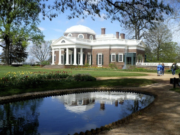 Visit Six Presidential Homes Near Charlottesville, Virginia
