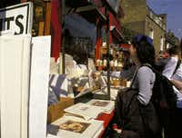 Portobello Road Market is a browser's paradise.