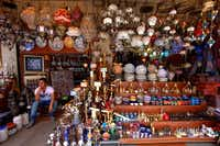 Trinkets of every price range are available in the Sultanhamet district of Istanbul. The Grand Bazaar and Spice Market are easy to get lost in.