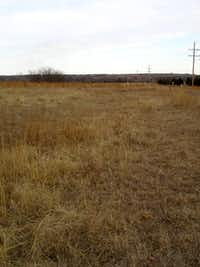 Ruts from the old Chisholm Trail are still visible in Oklahoma  if you know what you're looking for.