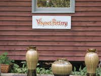 Whynot Pottery is in the community of Whynot near Seagrove.