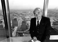 Erik Jonsson co-founded Texas Instruments Inc. in 1951. He later became mayor of Dallas.