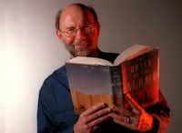 Novelist Stephen Harrigan