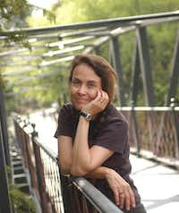 Naomi Shihab Nye stands among Texas' most important poets.(Ha Lam - 91694)