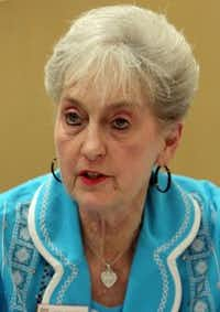 Nancy Watten resigned to make room for Ramos on the board. (2010 file photo)