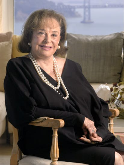 Nancy B  Hamon, one of Dallas' foremost philanthropists, dies at 92