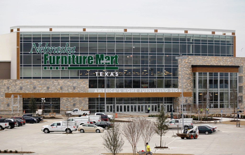 Nebraska Furniture Mart Opening On The Sly Business Dallas News