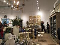 ee0905c7 Home furnishings seller Wisteria went bigger this year with a new store in  Inwood Village.