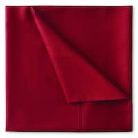 In the mood: Crimson sheets create a romantic environment. Royal Velvet Egyptian cotton sheets have a wrinkle-free finish. Sets (flat and fitted sheets and two pillow cases)are $125 to $150 at J.C. Penney stores and jcpenny.com.Keith Madigan Studios Inc.