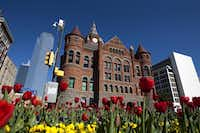 The Old Red Museum of Dallas County History & Culture is housed inside the ex-courthouse downtown.( File 2011  -  Staff Photo )