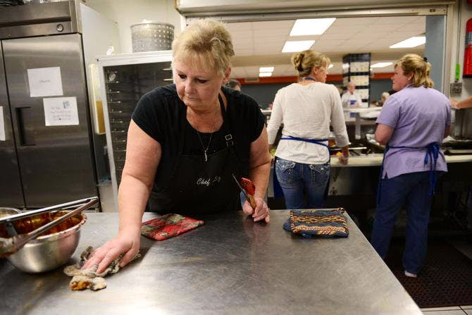 Community Contributions Help Denton Soup Kitchen Meet Growing Need Lewisville Dallas News