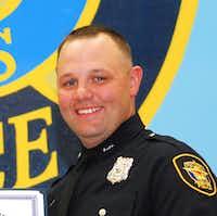 Officer Matt Pearce (Fort Worth Police Department)