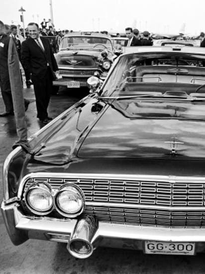 Missing Radio Tapes An Alleged Cleanup Jfk Limousine Part Of