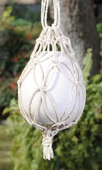 Patio Egg