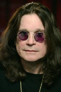 Ozzy Osbourne is a new addition to the celebrity vegan bandwagon.(Jeff Christensen)