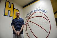 Highland Park boys basketball coach David Piehler recently finished his eighth season at the school, with the team bowing out of the playoffs in the first round.(Rose Baca - neighborsgo staff photographer)