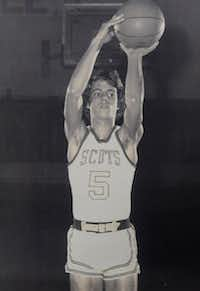Billy Allen, whose father coached basketball at SMU, played at Highland Park in the 1970s. He held the NCAA record for assists at the time of his last collegiate season in 1983(David Piehler - Submitted)