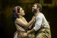 """""""The Gershwins' Porgy and Bess,"""" which won the 2012 Tony Award for best musical revival, comes to Dallas this week."""