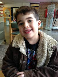 This Nov. 13, 2012 photo provided by the family via The Washington Post shows Noah Pozner. The six-year-old was one of the victims in the Sandy Hook elementary school shooting in Newtown, Conn. on Dec. 14, 2012. (AP Photo/Family Photo)Uncredited - AP