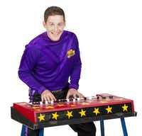 Lachlan Gillespie as Purple Wiggle will perform with the Wiggles at Verizon Theatre in Grand Prairie Sept. 14.