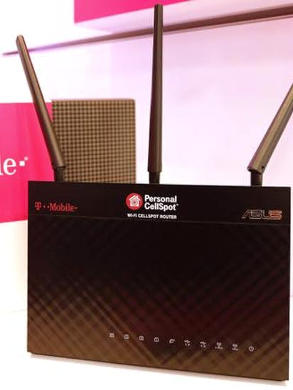 T-Mobile Wi-Fi calling, Personal CellSpot bring a clear signal