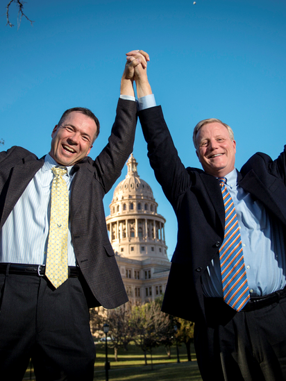 Gay Marriage Plaintiffs To Wed In Frisco Texas That Is