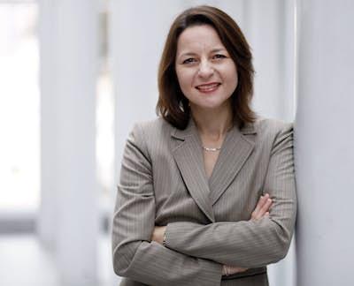 Pia Orrenius, Dallas Federal Reserve economist, Photo by David Woo, Dallas Morning News