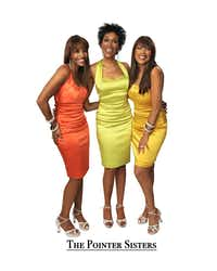 The Pointer Sisters will perform at the Children's Advocacy Center of Collin County's Gala 2015 on May 2 at the Hilton Anatole.( Children's Advocacy Center )