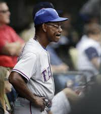 Ron Washington has reached another career milestone with the Texas Rangers, surpassing his predecessor, Bobby Valentine, as the winningest manager in the team's history.