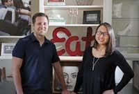 Stephanie Drenka and Holden Hostetler say the plan enhanced energy levels and sleep patterns.( Jae S. Lee  -  Staff Photographer )