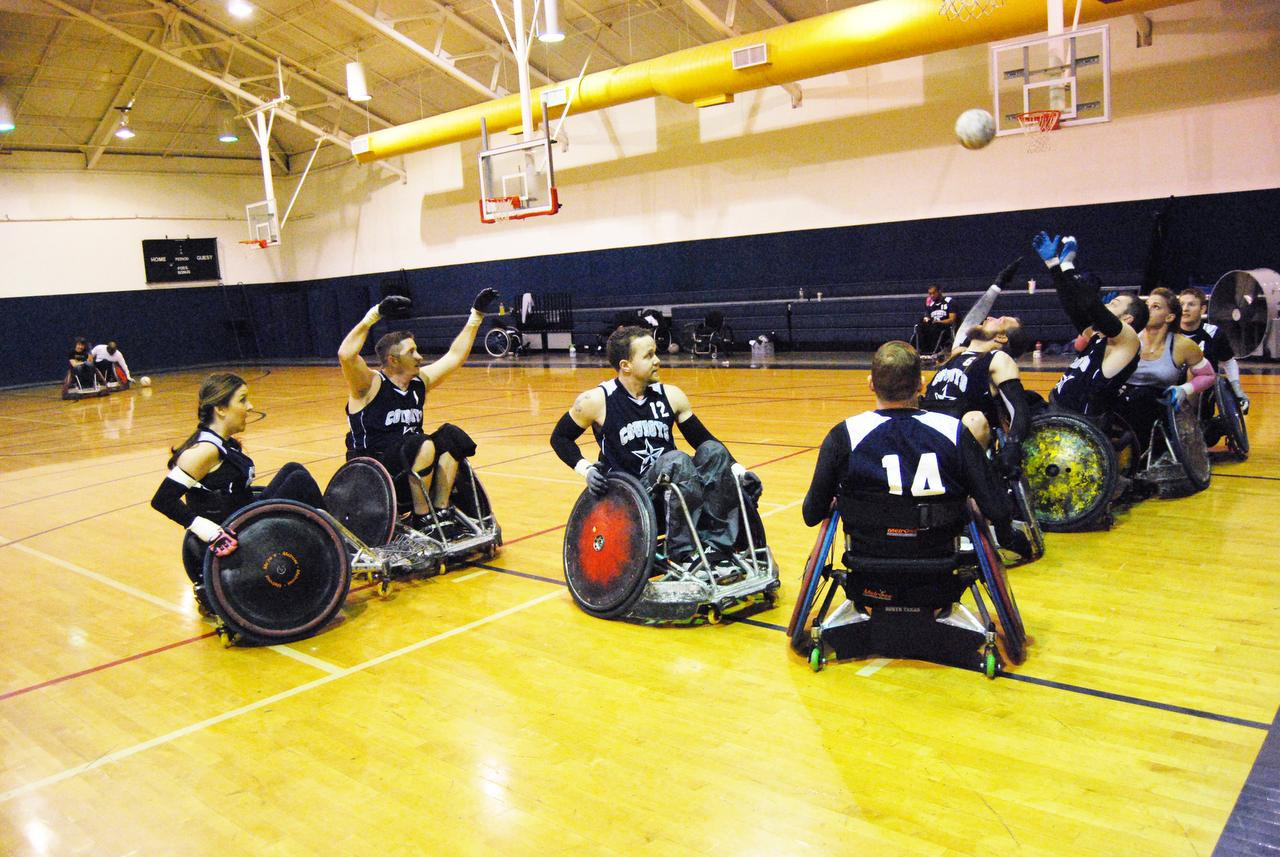 national veterans wheelchair games brings vets to dallas news