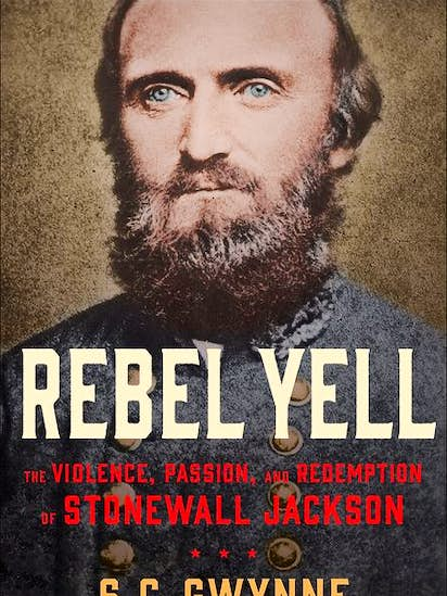Biography Review Rebel Yell The Violence Passion And Redemption