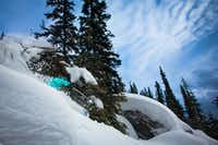 December at Revelstoke Mountain Resort where the plentiful powder comes early.