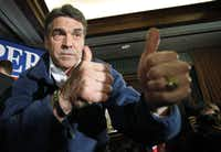 If Rick Perry sneaks into the top three, he gets new life; otherwise, he could quickly be a nonfactor.