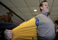 The sky's the limit for Rick Santorum, but where does he go after Iowa?