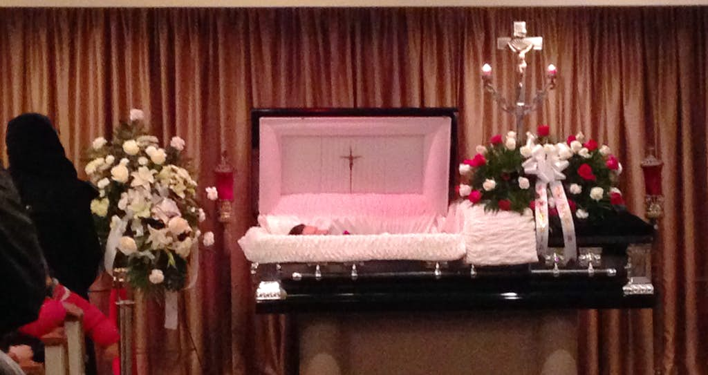 Mexican immigrant eulogized as hard-working, sacrificing father at ...