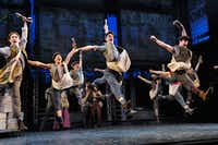 Newsies -- April 29 - May 10, 2015(Deen van Meer)