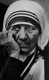 Mother Teresa was an inspiration to author Mary Johnson.