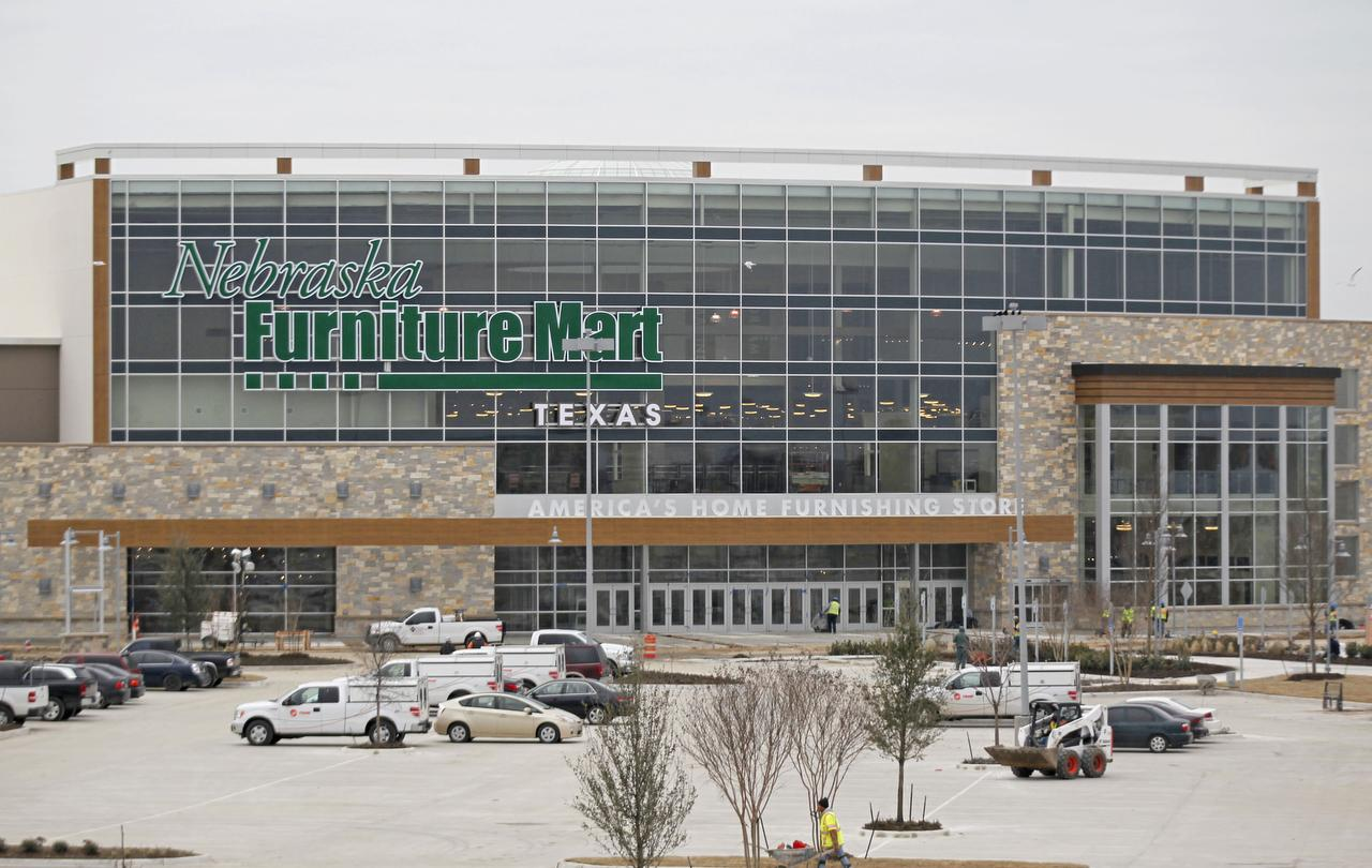 Merveilleux Warren Buffett Keeps Mum On Nebraska Furniture Mart Opening In The Colony |  Retail | Dallas News