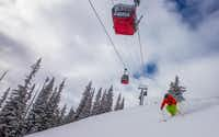 At the  Limelight Hotel in Aspen, a variety of free activities keep guests busy while spouses or parents attend business meetings and seminars.(Jordan Curet - Aspen Skiing Co.)