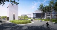 The 30-year-old Solana office park in Westlake and Southlake is getting a $50 million makeover to bring the project up to date.( Contributed  -  Equity Office )