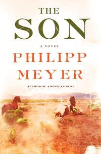 "Book jacket of ""The Son"""